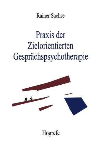 9783801708092: Praxis der zielorientierten Gesprachspsychotherapie (German Edition)