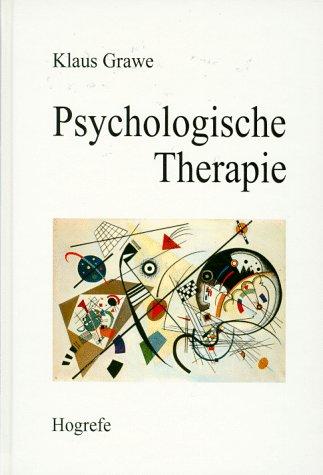 9783801709785: Psychologische Therapie
