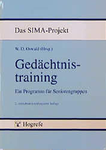 Gedächtnistraining: Wolf D. Oswald