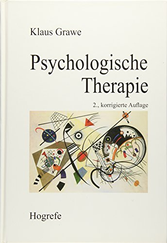 9783801713690: Psychologische Therapie