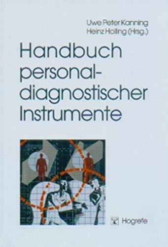 Handbuch personaldiagnostischer Instrumente: Uwe Peter Kanning