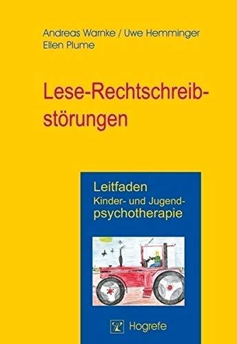 9783801716349: Lese-Rechtschreibstörung