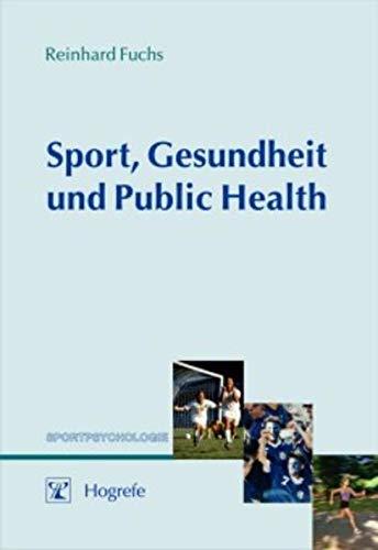 9783801717223: Sport, Gesundheit und Public Health