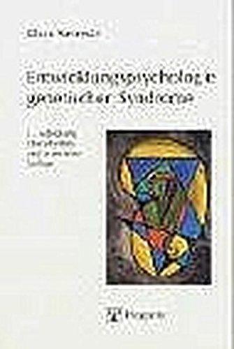 9783801717643: Entwicklungspsychologie genetischer Syndrome