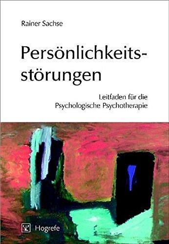 9783801718039: Persönlichkeitsstörungen - Leitfaden für die Psychologische Psychotherapie