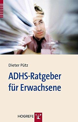 9783801719449: ADHS-Ratgeber für Erwachsene