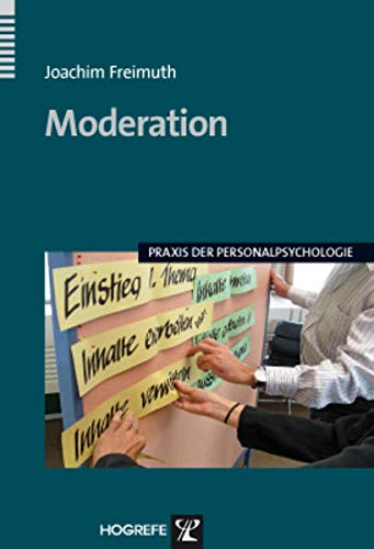 9783801719692: Moderation