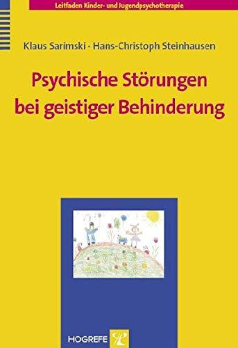 9783801720124: Psychische Störungen bei geistiger Behinderung