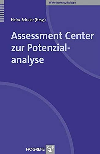 Assessment Center zur Potenzialanalyse: Heinz Schuler