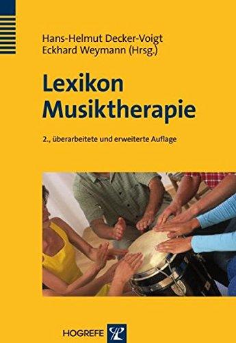 Lexikon Musiktherapie: Hans-Helmut Decker-Voigt