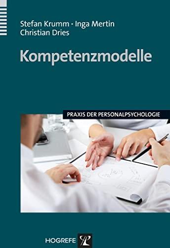 9783801723927: Kompetenzmodelle: Praxis der Personalpsychologie