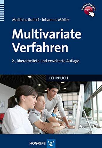 Multivariate Verfahren: Matthias Rudolf