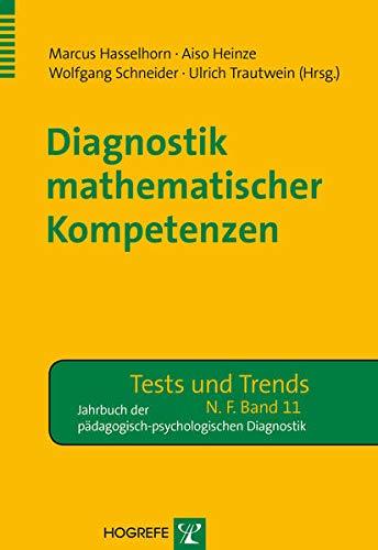 9783801725334: Diagnostik mathematischer Kompetenzen
