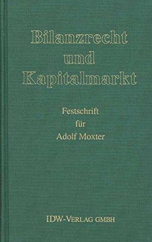 Bilanzrecht und Kapitalmarkt