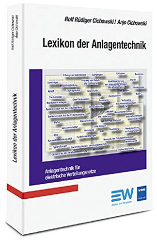 Lexikon der Anlagentechnik: Anlagentechnik für elektrische Verteilungsnetze (Paperback)