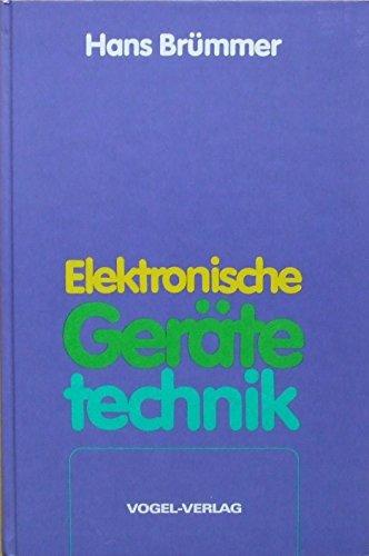 9783802306105: Elektronische Gerätetechnik. Systematische Entwicklung und Konstruktion