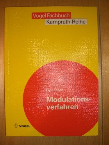 9783802314865: Modulationsverfahren: Modulation und Demodulation in der elektrischen Nachrichtentechnik
