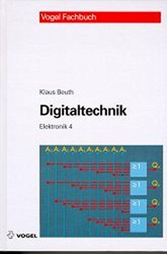 9783802317552: Elektronik, Bd.4, Digitaltechnik
