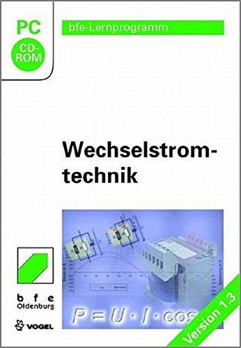 9783802318641: Wechselstromtechnik - bfe Lernprogramm