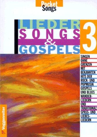 Lieder, Songs und Gospels, Tl.3: Buchner, Gerhard