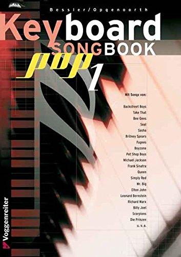 9783802402814: Keyboard-Songbook Pop 1