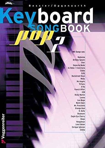 9783802402968: Keyboard Songbook Pop 2.