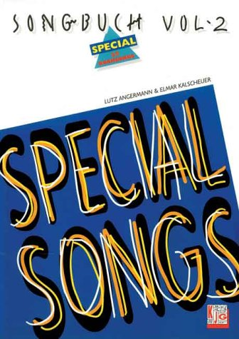 9783802403163: Songbuch Special, Special Songs, Vol.2, 35 Rocksongs