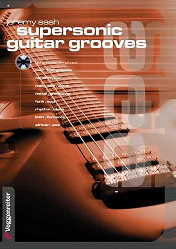 9783802403439: Supersonic Guitar Grooves