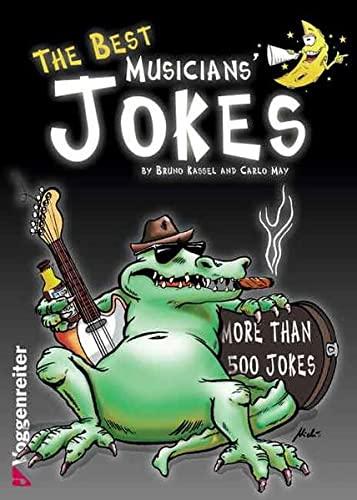 9783802403682: The Best Musicians Jokes