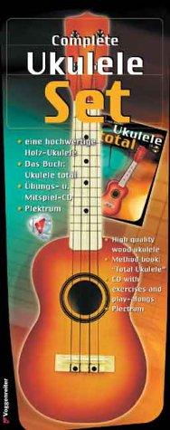 9783802404474: Complete Ukulele Set