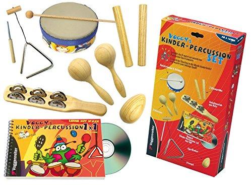 9783802404726: Voggy's Percussion Set