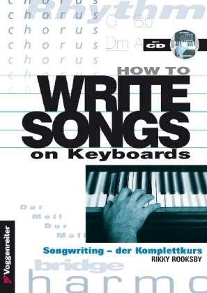 9783802405273: How to Write Songs on Keyboards