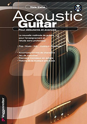 9783802405693: Acoustic Guitar Basics, French Edition