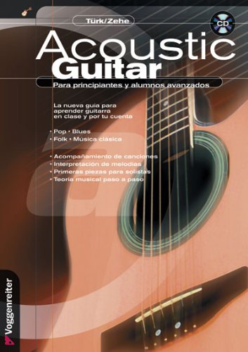 9783802406010: Acoustic Guitar, Spanish Edition