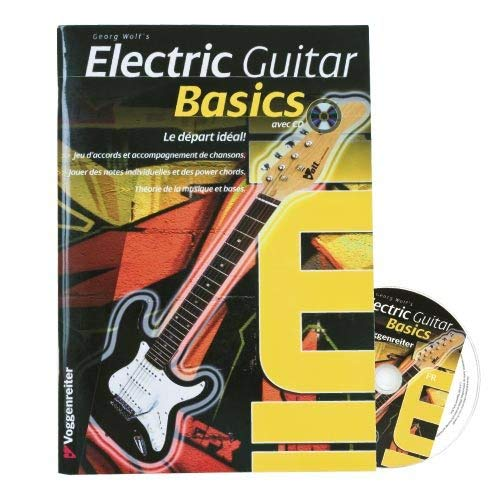 9783802406058: Electric Guitar Basics, French Edition