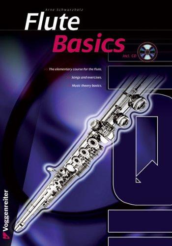 Flute Basics: Schwarzholz, Arne
