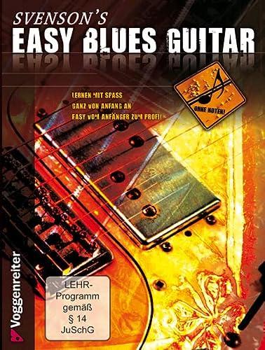 9783802408328: Svenson's Easy Blues Guitar - Lehr-DVD [Alemania]