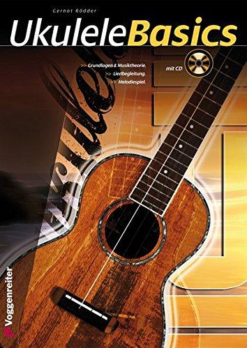 9783802408458: UKULELE BASICS (mit CD)