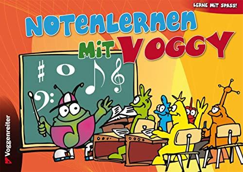 Noten lernen mit Voggy (FSC Mix, SGSCH-COC-050055): Bessler; Opgenoorth