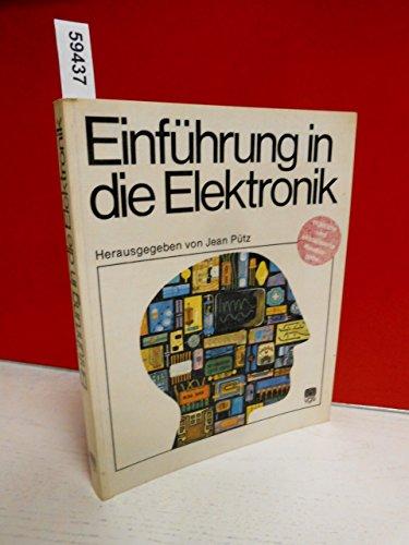 9783802510229: Einführung in die Elektronik