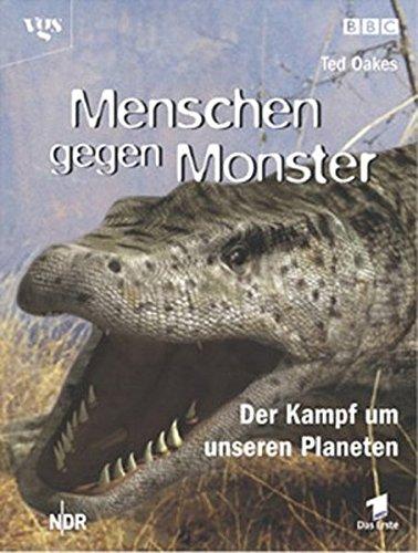 9783802515606: Menschen gegen Monster.