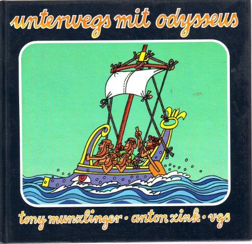 9783802521416: Unterwegs mit Odysseus