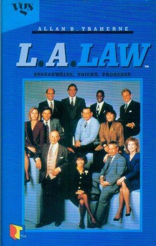 9783802522116: L. A. Law - Staranwälte, Tricks, Prozesse. Kuzaks schwerster Fall