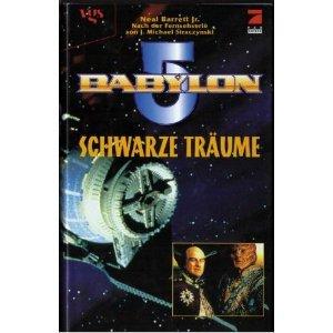 9783802523939: Babylon 5, Schwarze Träume