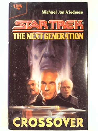 9783802524790: Star Trek Next Generation: Crossover