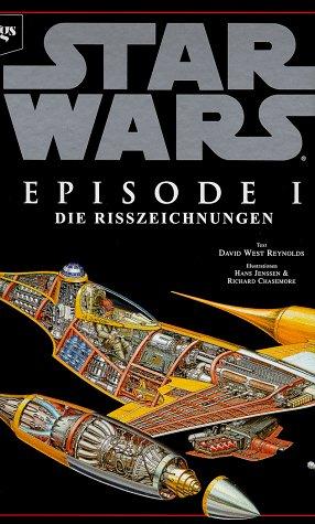 9783802527029: Star Wars. Episode 1. Die Risszeichnungen