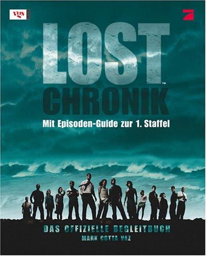 9783802534928: LOST Chronik. Das offizielle Begleitbuch