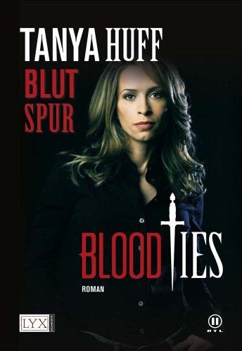 9783802536496: Blood Ties 02. Blutspur