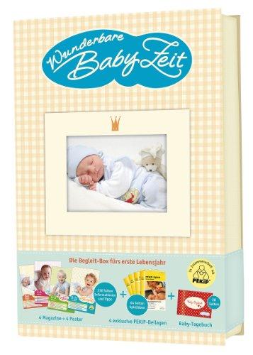 9783802537325: PEKiP: Wunderbare Babyzeit: Die Begleit-Box furs erste Lebensjahr