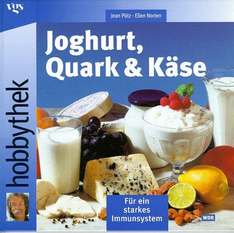 9783802562136: Hobbythek Joghurt, Quark & Käse